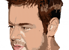 Danny Dyer Illustration