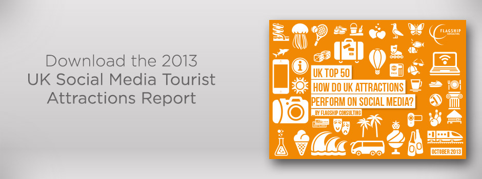Top UK Social media tourist attractions report 2013