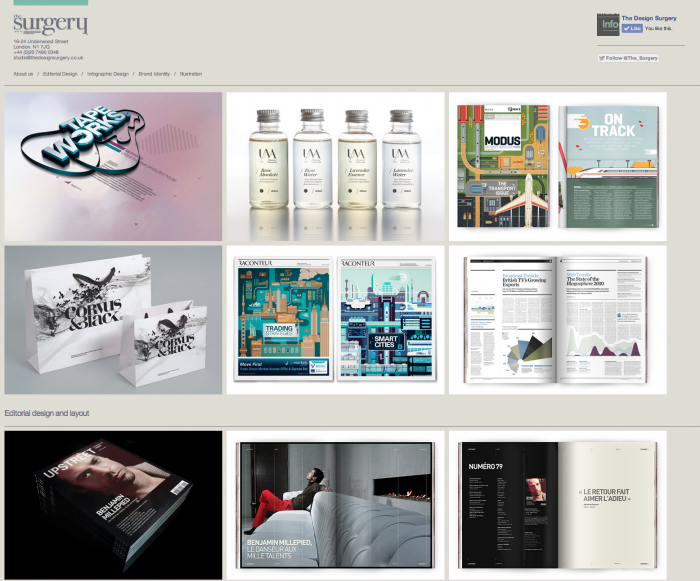 The Design Surgery   Homepage