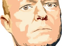 Jake Wood Illustration | Max Branning Illustration